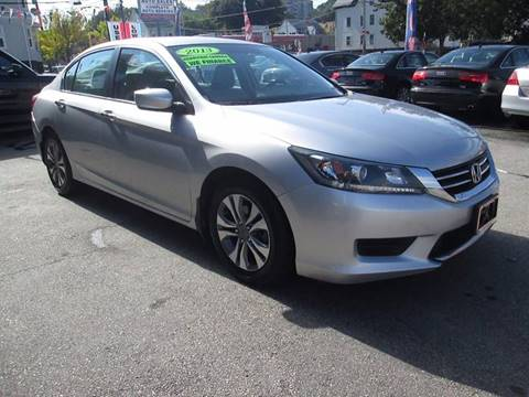 2013 Honda Accord for sale in Cranston, RI