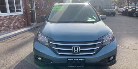 2013 Honda CR-V for sale in Cranston, RI