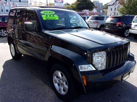 2010 Jeep Liberty for sale in Cranston, RI
