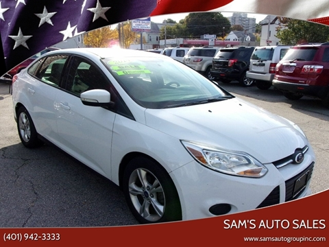 2014 Ford Focus for sale in Cranston, RI