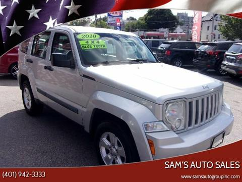 2010 Jeep Liberty for sale in Cranston, RI