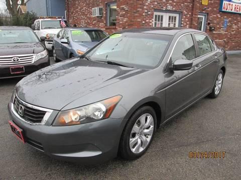 2008 Honda Accord for sale in Cranston, RI
