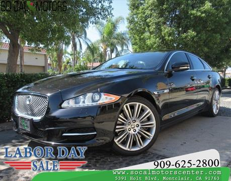2013 Jaguar XJ For Sale In Montclair, CA