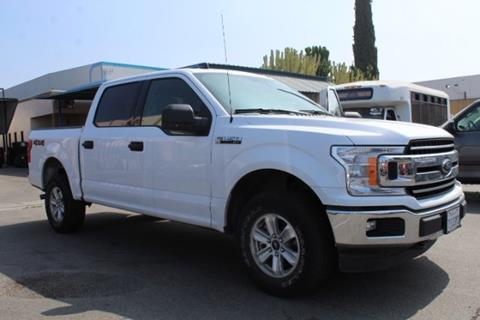2019 Ford F-150 for sale in Montclair, CA