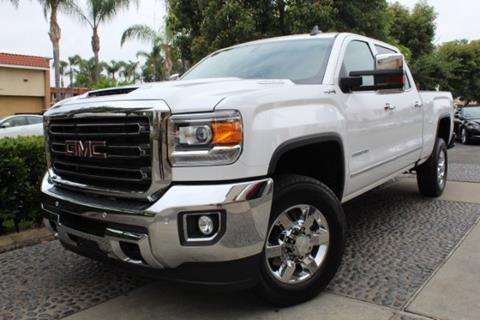 2019 GMC Sierra 2500HD for sale in Montclair, CA