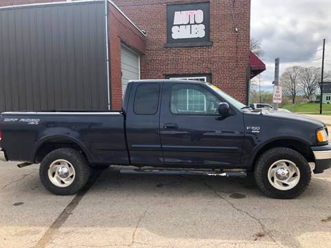 2001 Ford F-150 for sale in Berlin, WI