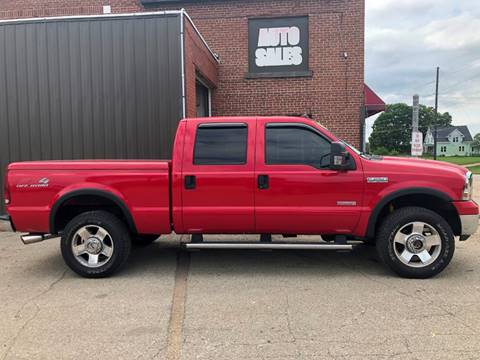 2005 Ford F-250 Super Duty for sale in Berlin, WI