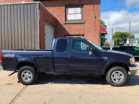 1999 Ford F-150 for sale in Berlin, WI