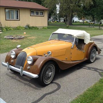 1966 morgan plus 4 for sale in birmingham mi