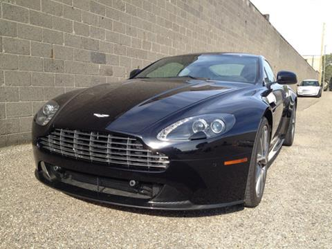 2011 Aston Martin V8 Vantage for sale in Birmingham, MI