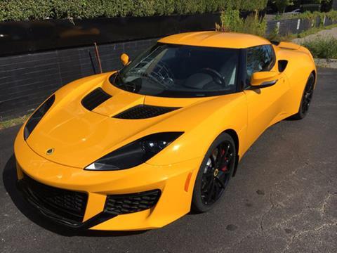 2017 Lotus Evora 400 for sale in Birmingham, MI