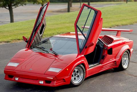 1990 Lamborghini Countach for sale in Birmingham, MI