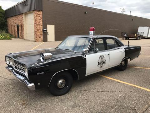 1968 Plymouth Satellite for sale in Birmingham, MI