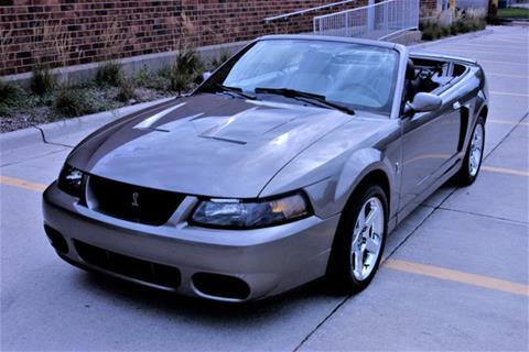 Used Ford Mustang Svt Cobra For Sale In Lakewood Nj Carsforsale Com