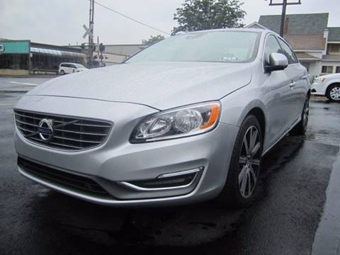 2016 Volvo S60 for sale in Scranton, PA