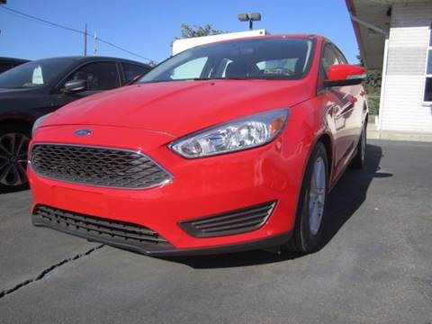 2016 Ford Focus for sale in Scranton, PA