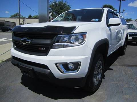2018 Chevrolet Colorado for sale at Red Top Auto Sales in Scranton PA