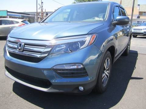 2016 Honda Pilot for sale at Red Top Auto Sales in Scranton PA