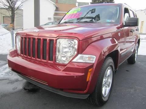 2012 Jeep Liberty for sale in Scranton, PA