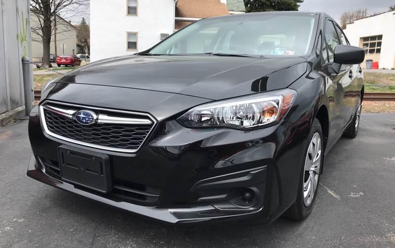 2019 Subaru Impreza for sale at Red Top Auto Sales in Scranton PA