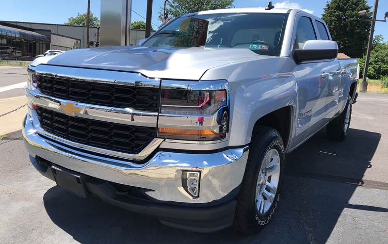 2016 Chevrolet Silverado 1500 for sale at Red Top Auto Sales in Scranton PA