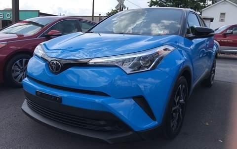 2019 Toyota C-HR for sale in Scranton, PA