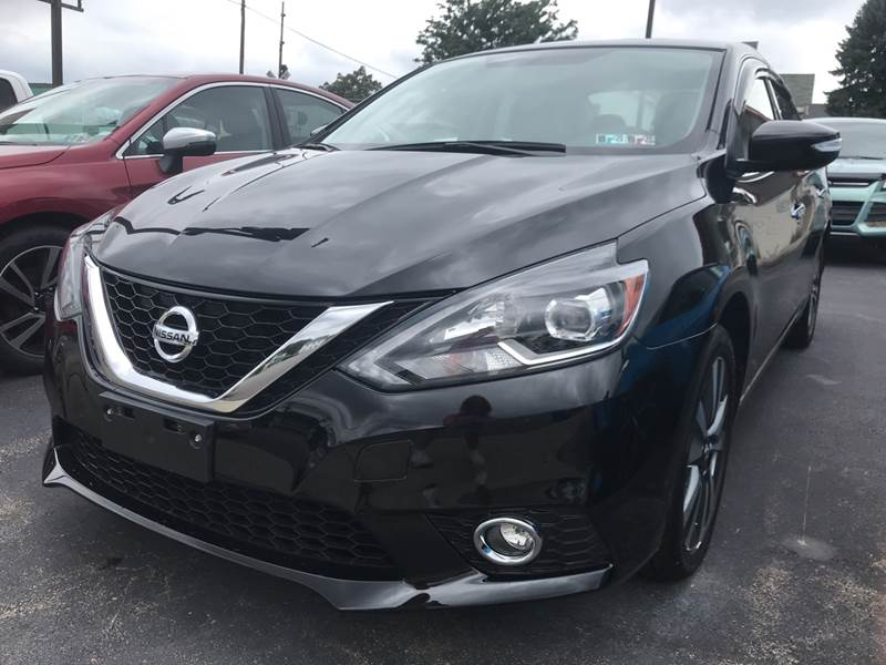 2017 Nissan Sentra for sale at Red Top Auto Sales in Scranton PA