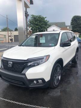 2019 Honda Passport for sale at Red Top Auto Sales in Scranton PA