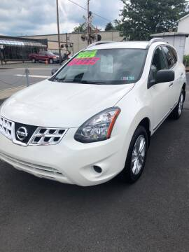2015 Nissan Rogue Select for sale at Red Top Auto Sales in Scranton PA
