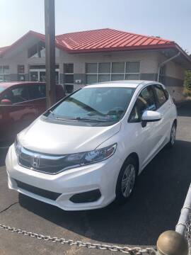 2019 Honda Fit for sale at Red Top Auto Sales in Scranton PA