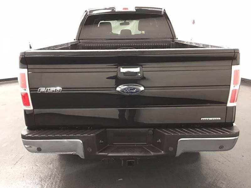 2013 Ford F-150 4x4 XLT 4dr SuperCrew Styleside 6.5 ft. SB - Jenison MI