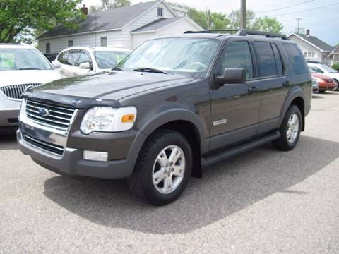 2006 Ford Explorer for sale in Jenison, MI