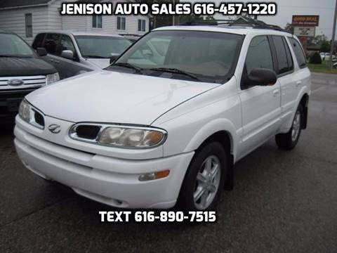 2002 Oldsmobile Bravada for sale in Jenison, MI