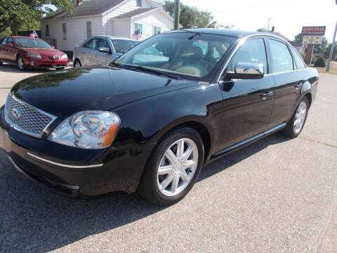 2007 Ford Five Hundred for sale at Jenison Auto Sales in Jenison MI