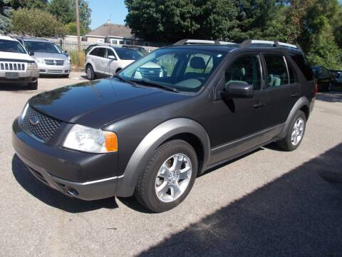 2007 Ford Freestyle for sale at Jenison Auto Sales in Jenison MI