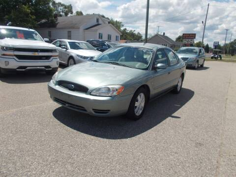 2005 Ford Taurus for sale at Jenison Auto Sales in Jenison MI