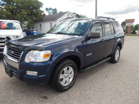 2007 Ford Explorer for sale at Jenison Auto Sales in Jenison MI