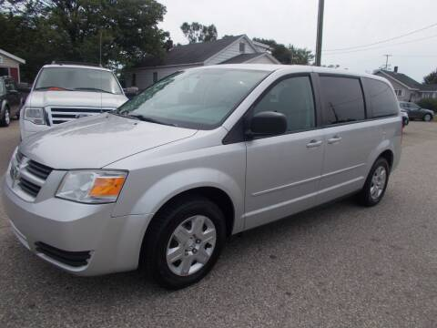 2010 Dodge Grand Caravan for sale at Jenison Auto Sales in Jenison MI