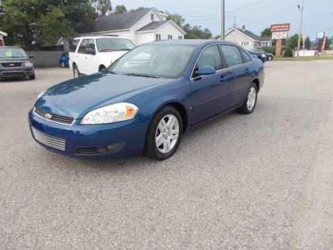 2006 Chevrolet Impala for sale at Jenison Auto Sales in Jenison MI