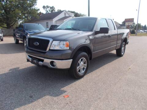 2007 Ford F-150 for sale at Jenison Auto Sales in Jenison MI