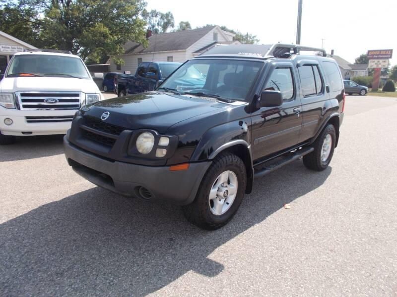 2003 Nissan Xterra for sale at Jenison Auto Sales in Jenison MI