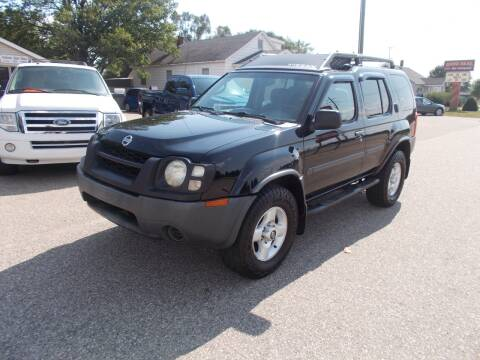 2003 Nissan Xterra for sale at Jenison Auto Sales in Jenison MI
