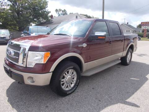 2010 Ford F-150 for sale at Jenison Auto Sales in Jenison MI