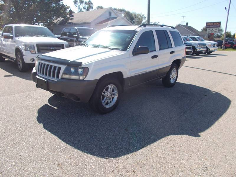 2004 Jeep Grand Cherokee for sale at Jenison Auto Sales in Jenison MI