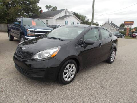 2013 Kia Rio for sale at Jenison Auto Sales in Jenison MI