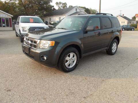 2009 Ford Escape for sale at Jenison Auto Sales in Jenison MI
