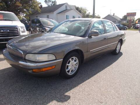 2001 Buick Park Avenue for sale at Jenison Auto Sales in Jenison MI