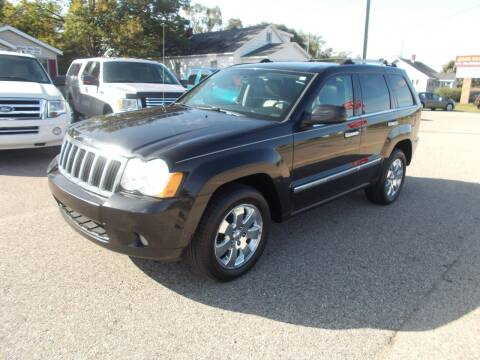 2010 Jeep Grand Cherokee for sale at Jenison Auto Sales in Jenison MI