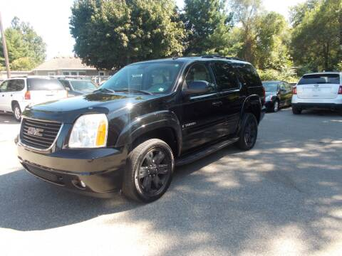 2007 GMC Yukon for sale at Jenison Auto Sales in Jenison MI