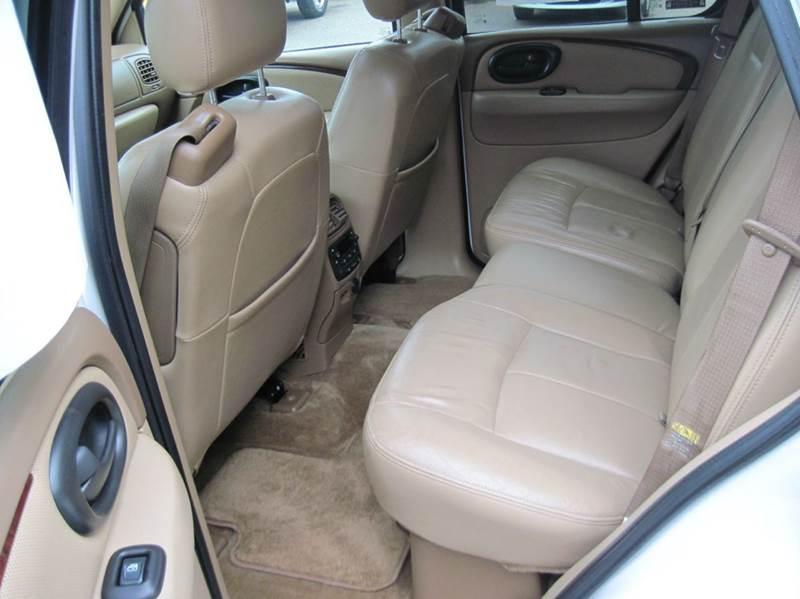 2002 Oldsmobile Bravada AWD 4dr SUV - Jenison MI